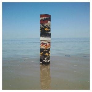 Cubic or not Cubic - Installation Artistique sur l'île de Ré