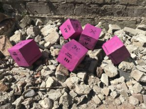 Cubic or not Cubic - Pink Cubes