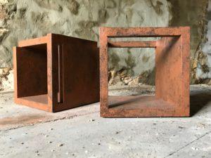 Cubic or not Cubic - Série Memory Boxes - 20 Sc. MB. 2-2 - Cubes