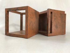 Cubic or not Cubic - Série Memory Boxes - 20 Sc. MB. 2-2 - Diptyque Cubes